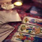 Подредба за гледане на таро с 3 карти