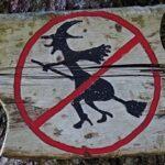 На кой маг е забранено да се занимава с магия